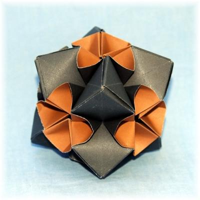 Exquisite modular origami meenakshi mukerji mightylinksfo Images